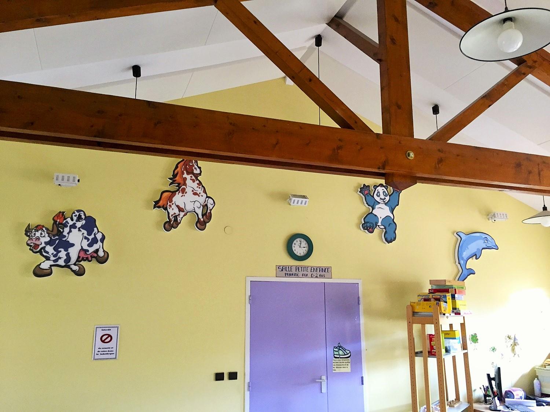 Baffles & objets acoustiques - Baffles & objets Baffle Absorber Ludique picture posée au mur par collage