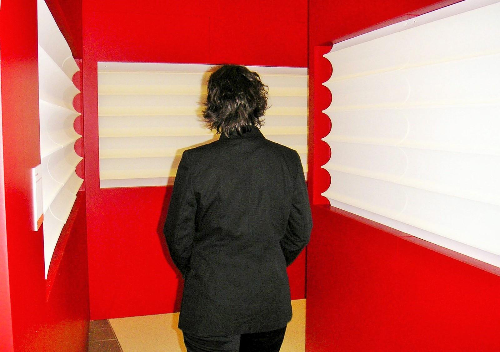 Panneaux acoustiques - Panneaux Ambiance relief  posé au mur par collage