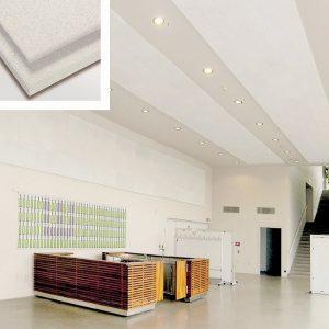 Faux-plafond acoustiques - Faux-plafond Faux plafond acoustique en absorber mineral color suspendu