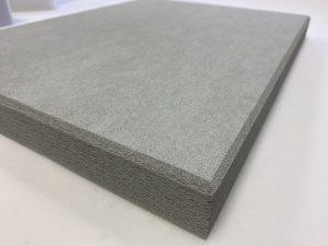 Faux-plafond acoustiques - Faux-plafond Faux plafond acoustique en absorber polar color suspendu