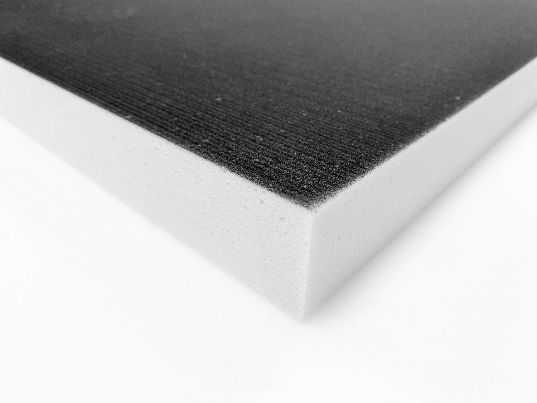 Industrie  - Industrie Echantillon de mousse de mélamine imprimé