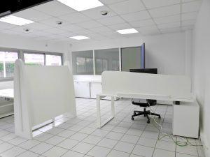 Design acoustique - Design Ecran et paravent acoustique en Acoustic Panel 2V